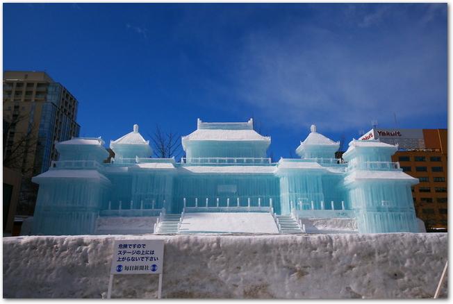 札幌雪まつり2019年の入場料は?費用はどれ位かかっているの?経済効果は?