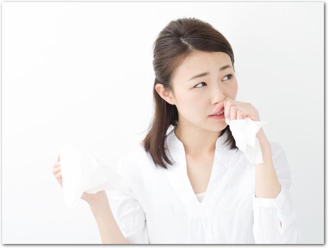 花粉症の症状で熱がでるの?見分け方は?緩和するにはどうすれば?