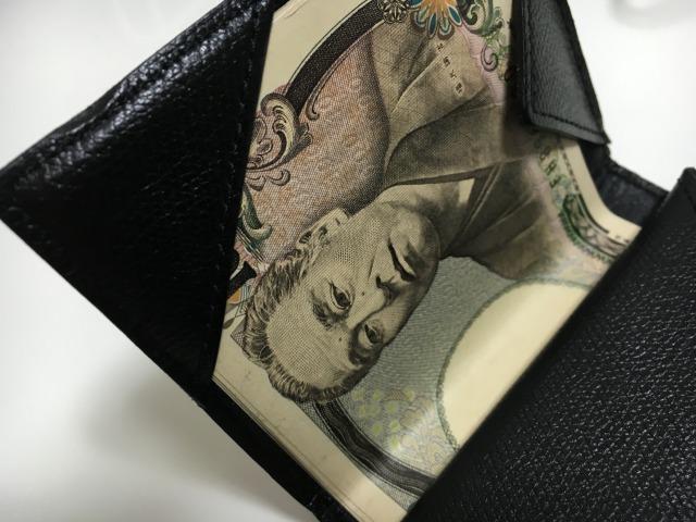 アブラサス小さい財布の薄さ・使いやすさをレビュー!旅行財布にいい!