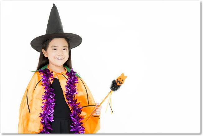 ハロウィンコスチューム手作りチュチュの作り方と女の子のアレンジ